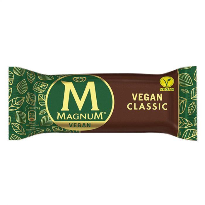Vegan Magnums 50p each at Poundland Crawley