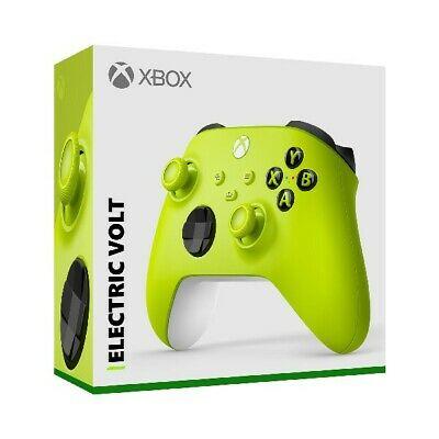 Xbox Wireless Controller - Electric Volt - £47.19 Delivered using code @ Shopto via eBay