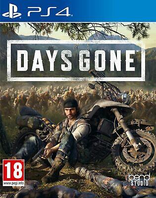 [PS4] Days Gone - £14.39 delivered (UK mainland) @ Boss_deals via ebay