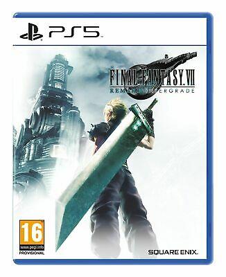 Final Fantasy VII Remake Intergrade £39.99 at eBay boss_deals