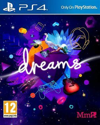 Dreams (PS4) - £12 delivered (Using Code ) @ Boss_deals / eBay