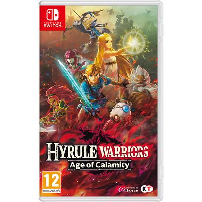 Hyrule Warriors: Age of Calamity (Nintendo Switch), £29.60 Delivered @ AO via Ebay (UK mainland)