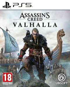 Assassin's Creed: Valhalla (PS5) - £25.48 delivered (Using Code) @ Boss_deals / eBay
