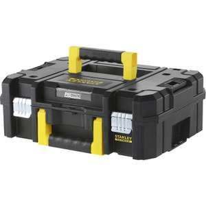 Stanley FatMax Pro-Stack (TSTAK compatible) Bundles £38.98 or £69.97 at Toolstation