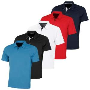 Oakley Mens Divisional Moisture Wicking Tailored Fit Golf Polo Shirt £16.99 ebay / golfbase-zactive