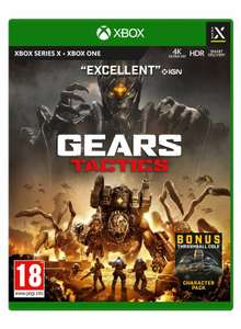 Gears Tactics [Xbox One / Series X] - £15.99 delivered using code @ Boss Deals / eBay
