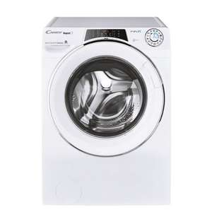 Candy ROW4964DWMCE 9KG/6kg 1400RPM White Washer Dryer £310 delivered with code @ Crampton&Moore / ebay (UK MAINLAND)