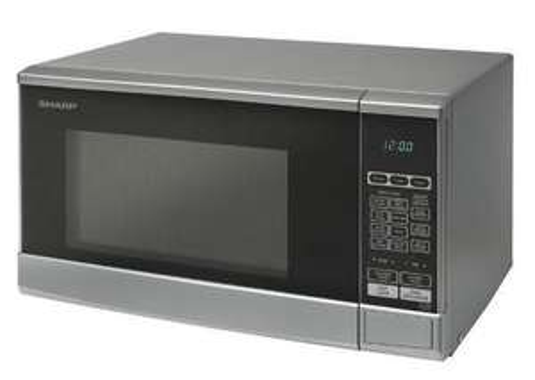 Sharp R270SLM 20L 800W Microwaver £47.99 delivered with code @ hughes-electrical / ebay (UK MAINLAND)