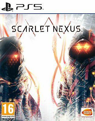Scarlet Nexus (PS5) - £39.88 delivered using code @ boss_deals / eBay