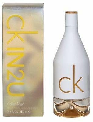 Calvin Klein Ck In2u for Her 150ml Eau De Toilette Spray £16.79 delivered with code @ theperfumestop / ebay