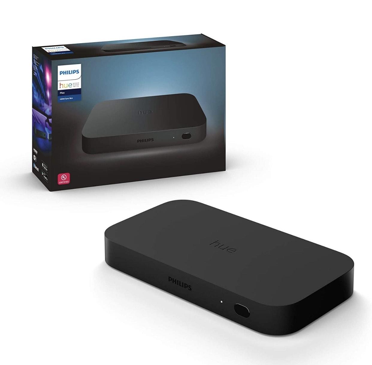 Philips Hue Play HDMI Sync Box £183.20 at AO ebay (UK Mainland)