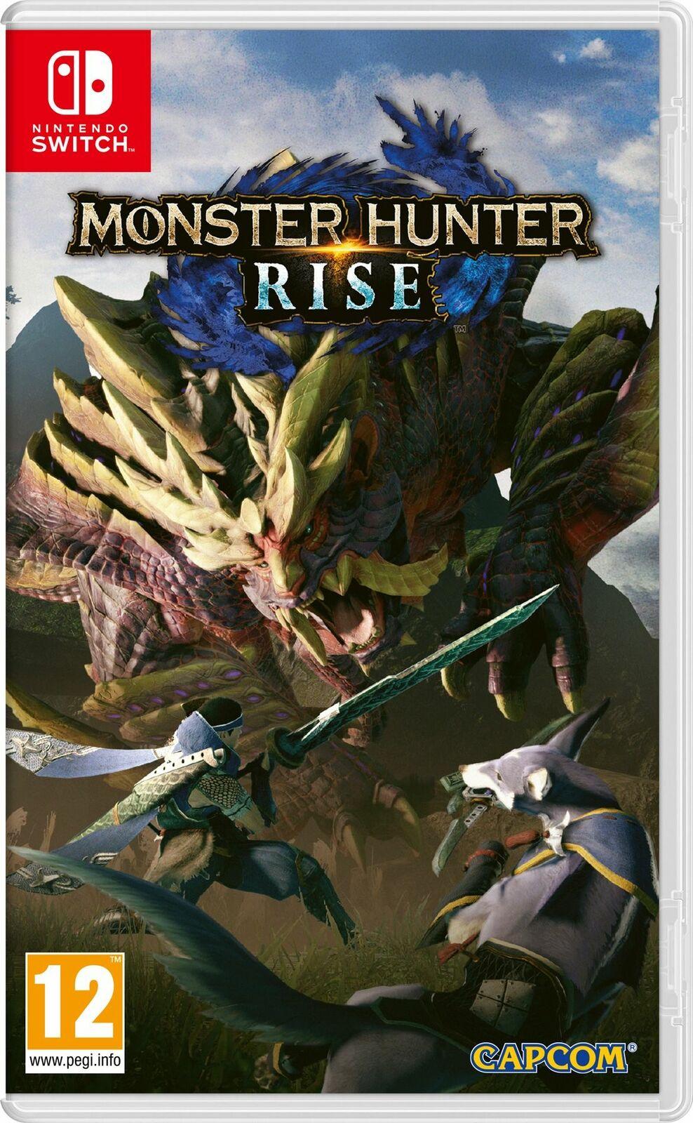 Monster Hunter: Rise (Nintendo Switch) - £23.99 delivered using code @ Boss-Deals / eBay
