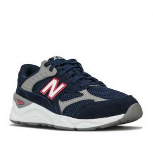 Men's New Balance X-90 Reconstructed Lace up Cushioned Trainers in Blue Sizes 6 to 7.5 - £27.15 delivered @ g.t.l_outlet / ebay