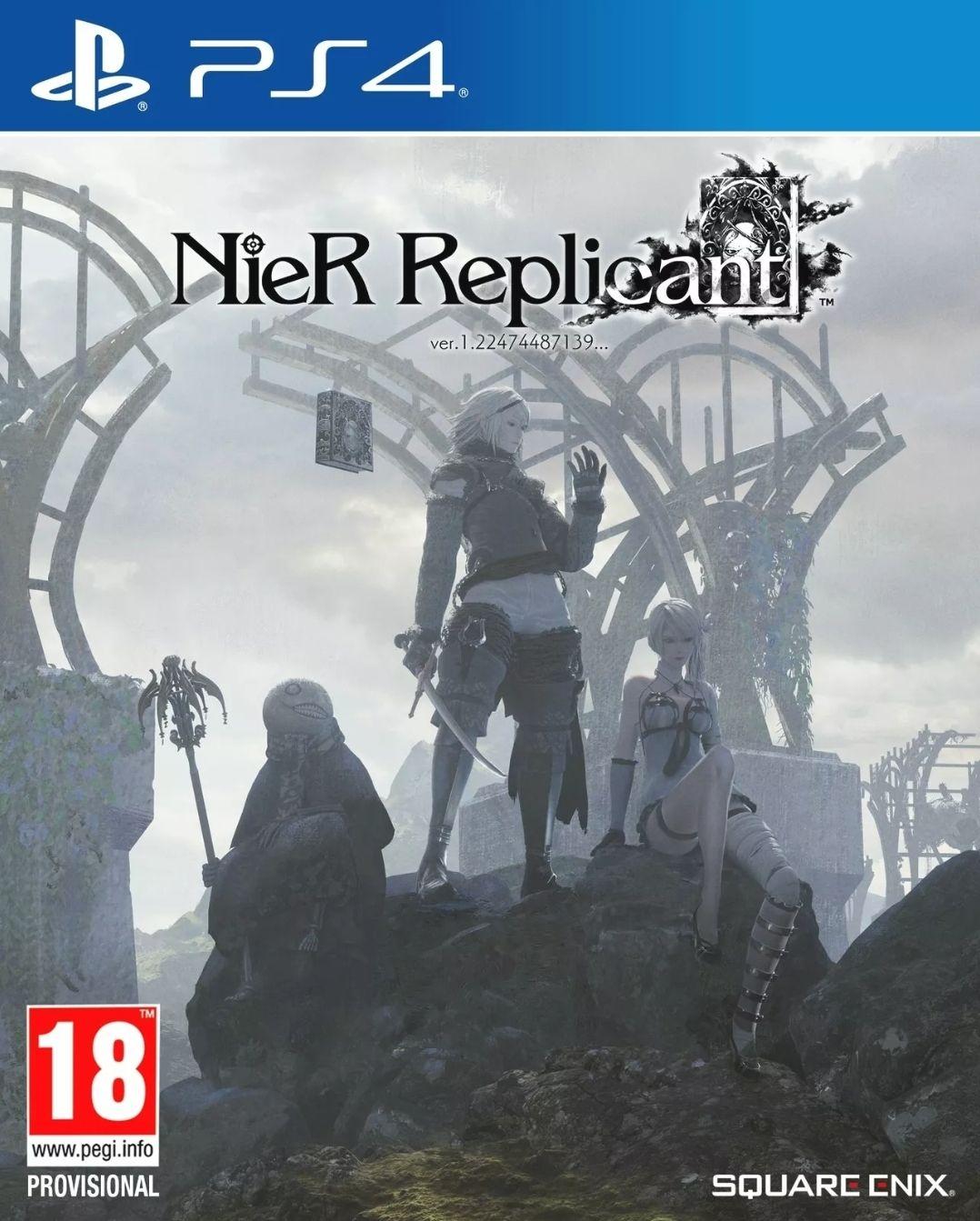 NieR Replicant (PS4) - £29.59 Delivered using code @ Boss Deals via eBay