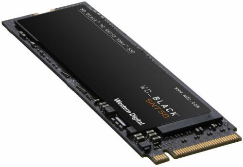 500GB - WD_BLACK SN750 High-Performance NVMe Internal Gaming SSD 3430/2600 MB/s R/W - £55.51 delivered (Using Code) @ ebuyer_uk_ltd /eBay