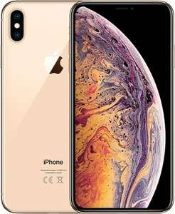 Apple iPhone XS Max 256GB Gold, Unlocked. 6.5-inch Super Retina HD display with OLED technology. B Grade - £470 @ CeX