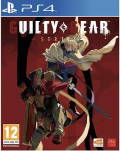 Guilty Gear Strive PS4/PS5 £34.36 at thegamecollectionoutlet ebay