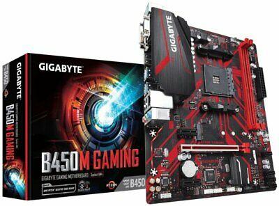 Gigabyte B450M Gaming AM4 DDR4 mATX Motherboard - £46.98 delivered (UK Mainland) @ Ebuyer Express eBay