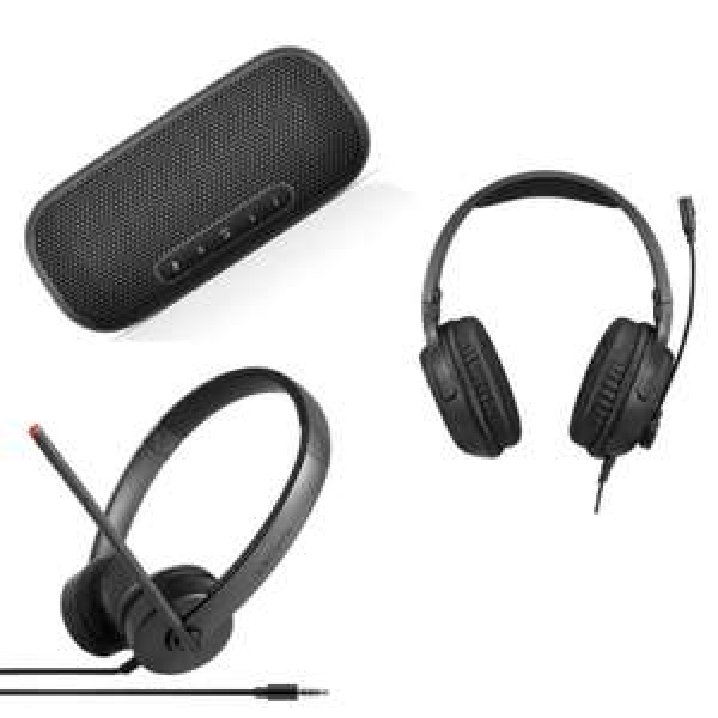 40% off on audio accessories @ Lenovo