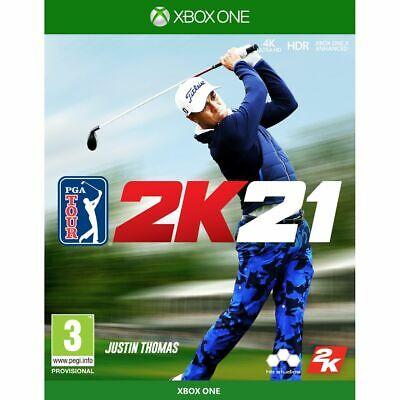 PGA 2K21 For Xbox (Enhanced for Xbox One X) £12 using code @ AO / Ebay (UK Mainland)