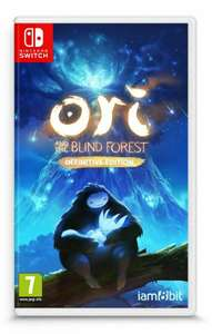 Nintendo Switch - Ori and The Blind Forest Definitive Edition - £27.19 - ShopTo / eBay