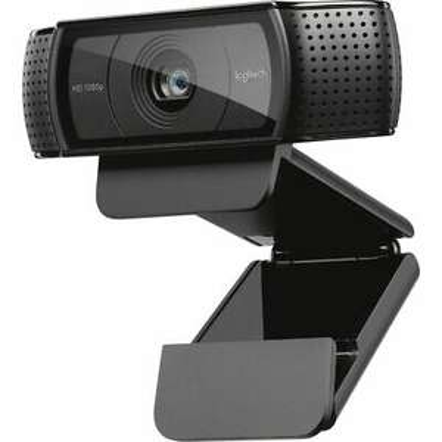 Logitech HD Pro C920 Webcam £54.40 using code @ AO / Ebay (UK Mainland)