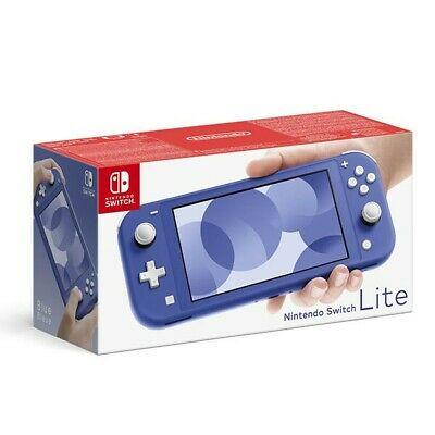 Nintendo Switch Lite - Blue Console £179.19 Delivered using code @ Shopto via eBay