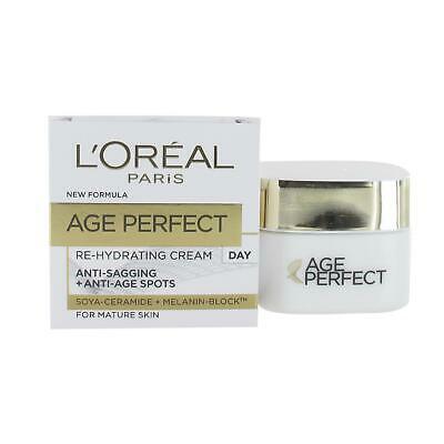 L'Oréal Age Perfect Re-Hydrating Day Cream - 75p instore @ Asda, Bradford