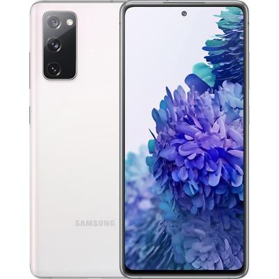Samsung Mobile Galaxy S20 FE 128GB 6GB Smartphone In Cloud White £379 using code (UK Mainland) @ AO / Ebay