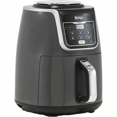 Ninja AF160UK Air Fryer Max Fryer Health Fryer 1750 Watt With Timer Black £103.20 using code (UK Mainland) @ AO / Ebay