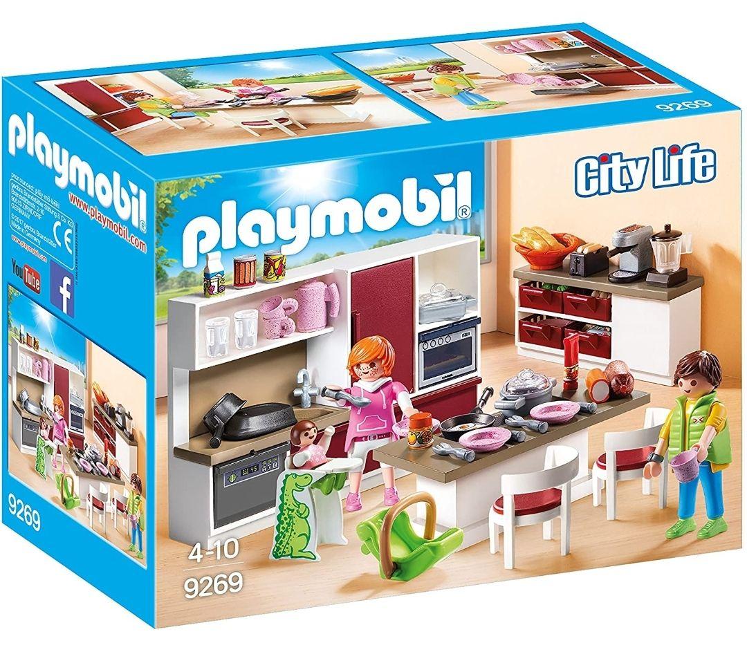 Playmobil City Life 9269 Kitchen Amazon £9.05 with prime (+£4.49 non prime)