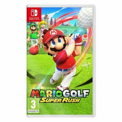 Mario Golf Super Rush for Nintendo Switch (Pre-order Item - Release Date 25/06/21) £35.99 using code @ ShopTo / Ebay