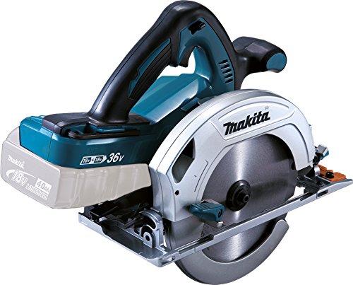 Makita DHS710ZJ Twin 18V 185 mm Circular Saw + Makpac Type 4 = £139 @ Amazon (fit in 190mm blade diameter)