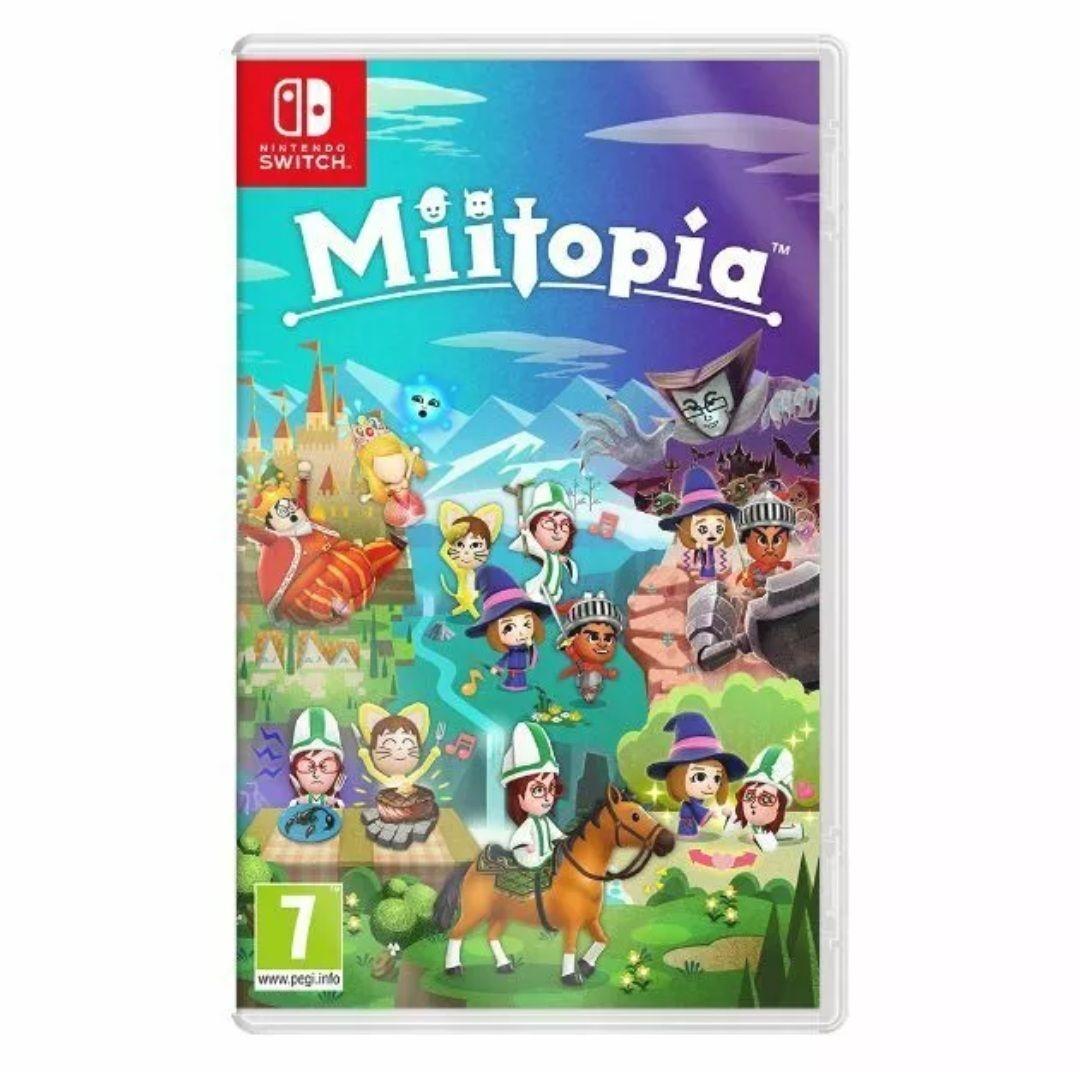Miitopia (Nintendo Switch) Brand New & Sealed £29.59 @ Shopto/eBay