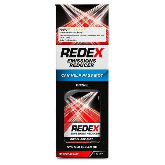 Redex MOT Emissions Reducer Diesel 400ml - £5 @ Tesco