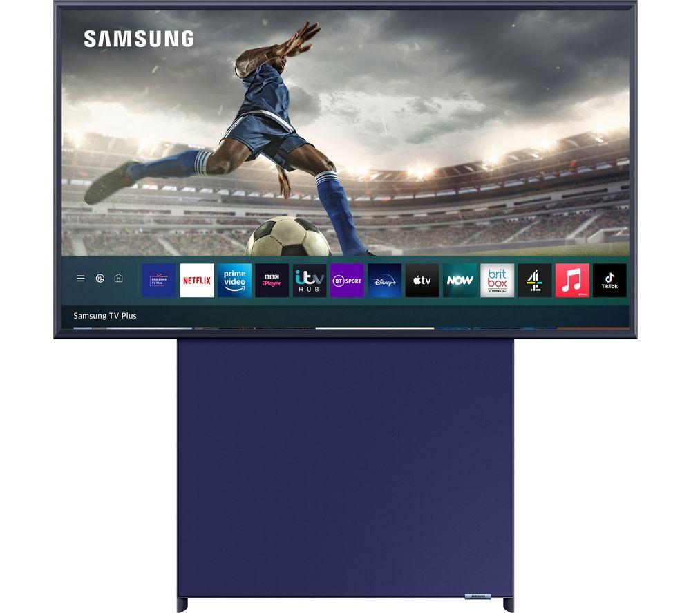 "SAMSUNG The Sero QE43LS05TAUXXU 43"" 4k TV + Claim S20 Phone £998 @ Currys PC World"