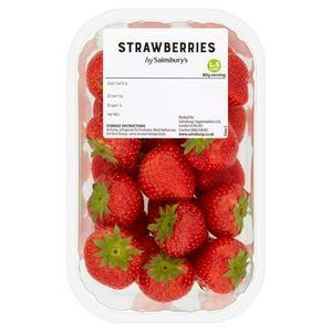 Sainsbury's Strawberries 400g Punnet £1.50 @ Sainsbury's