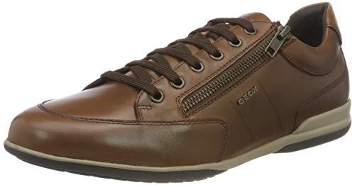 Geox Men's U Timothy C Oxford Flat Shoes - Size 8 £44.91 @ Amazon