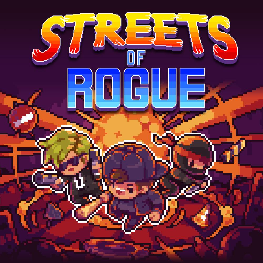 Streets of Rogue Nintendo Switch £8.99 at Nintendo eShop