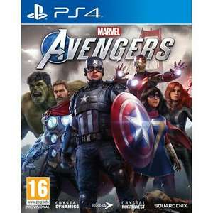 Marvel's Avengers (PS4 / Xbox One) - £14.40 delivered with code (UK mainland) @ AO eBay