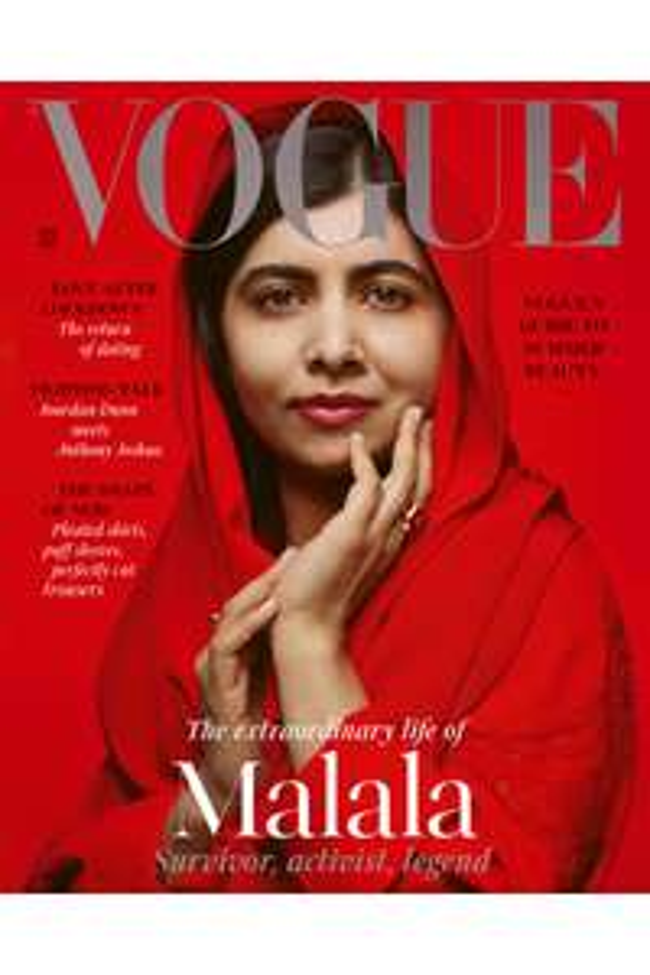 Vogue Magazine (July 2021 Edition) £2 instead of £3.99