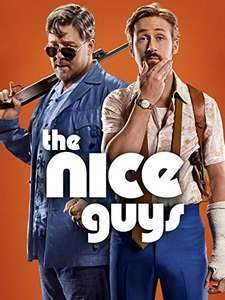 The Nice Guys HD - £0.99 To Buy- Prime Video (Prime Members Only) @ Amazon