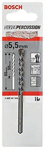 Bosch 2608597659 CYL-3 Masonary Concrete Drill Bit, 5.5mm x 50mm x 85mm, Silver £1 Amazon Prime (+£4.49 Non Prime)