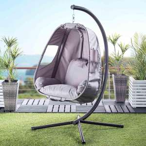 Monaco Steel Folding Hanging Chair £249.99 delivered @ Robert Dyas