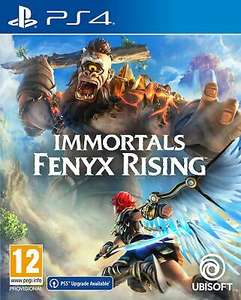 Immortals : Fenyx Rising (PS4 with free PS5 Upgrade) - £19.99 delivered (Using Code) @ Boss_deal/eBay (UK Mainland)