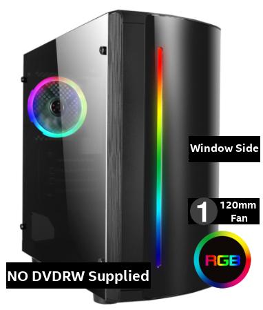 Ryzen 3600 + RTX3060 + Beam + 500GB NVME + 16GB 3200mhz Ram Gaming System £935 from Palicomp