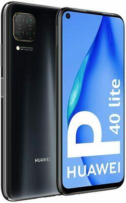 Huawei P40 Lite 128GB, 6GB RAM, Dual Sim, Black - GRADE A (Unlocked) - £99.99 with code @ mywit_uk / ebay