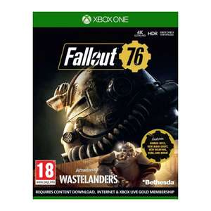[Xbox One] Fallout 76 Wastelanders - £3.95 delivered @ The Game Collection