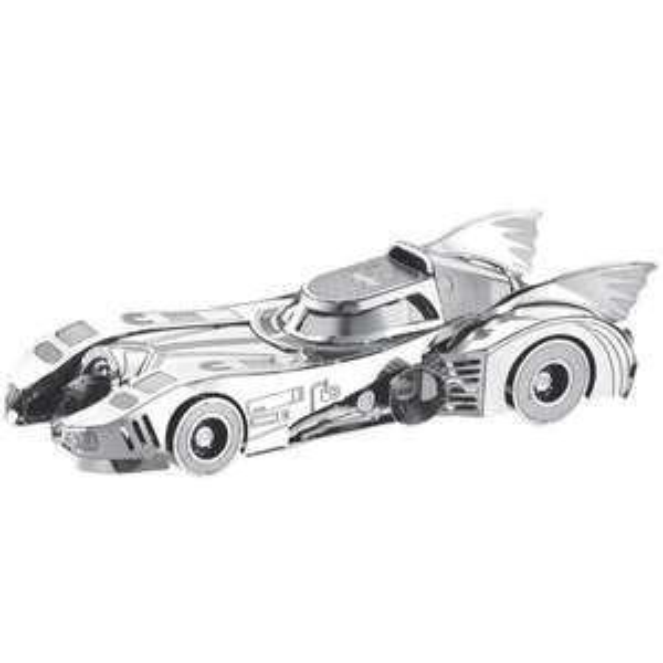 DC Comics Batman 1989 Batmobile (25cm Length) Metal Model Kit £12.99 delivered with code @ Zavvi