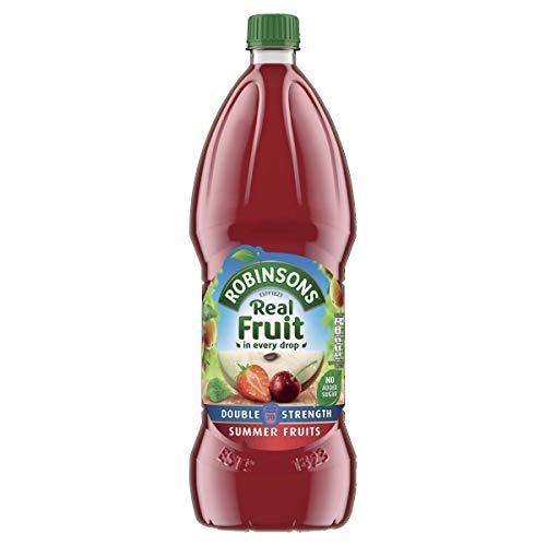 Robinsons Fruit Squash Low Calorie Double Strength Summer Fruits 1.75 Litre - £2.25 (+£4.49 NP) @ Amazon.